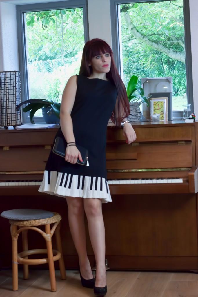 JUPE PIANO