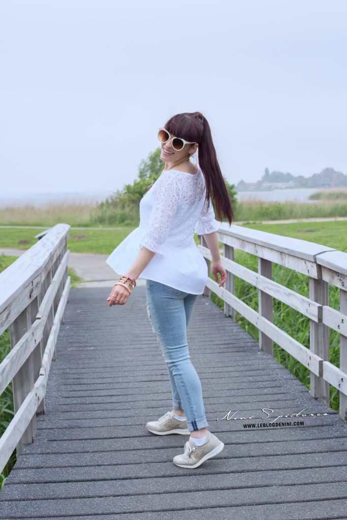 blouse en dentelle 3suisses