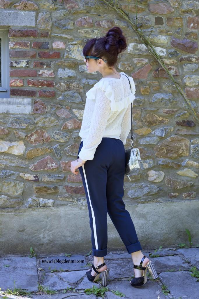 pantalon maje POLGA