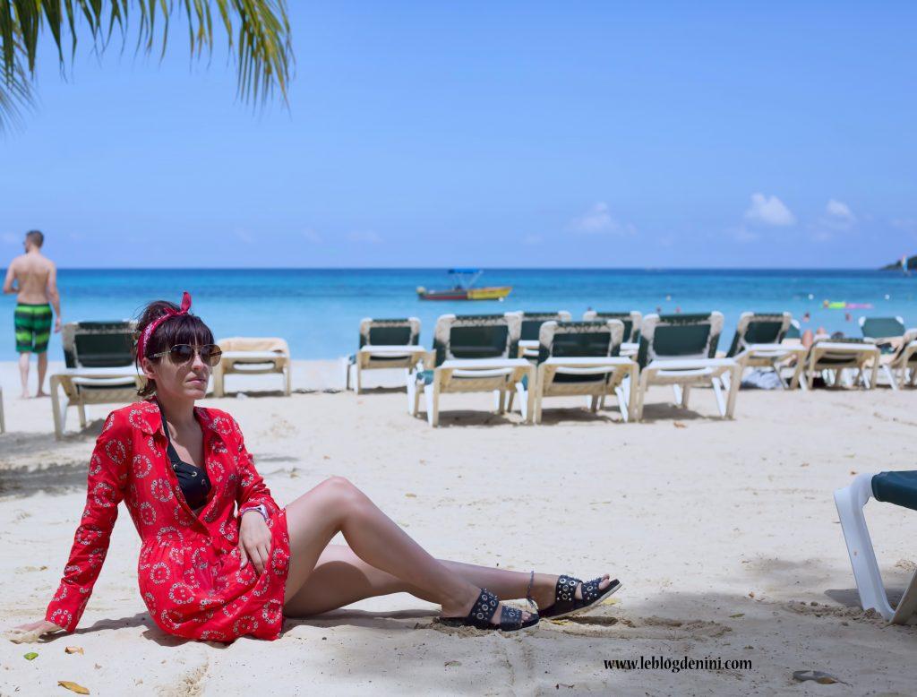 plage-jamaique-sandro-paris-robe-de-plage-ring