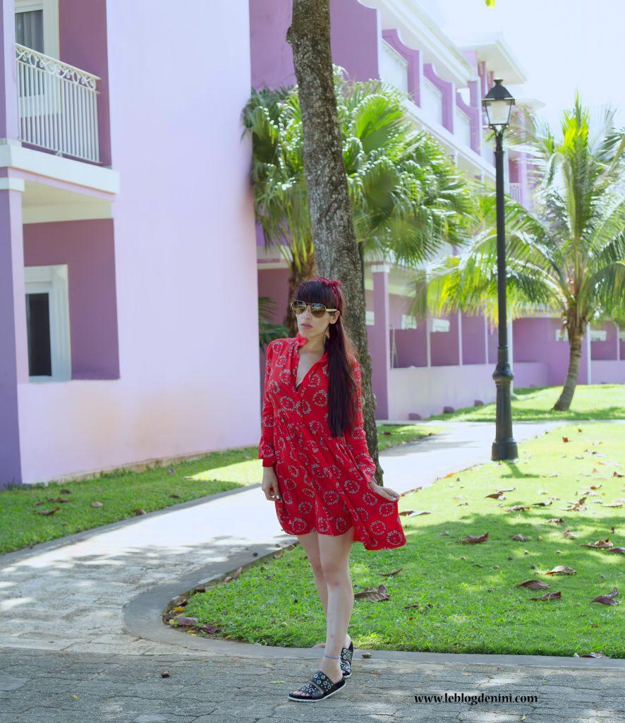 robe-ring-rouge-sandro