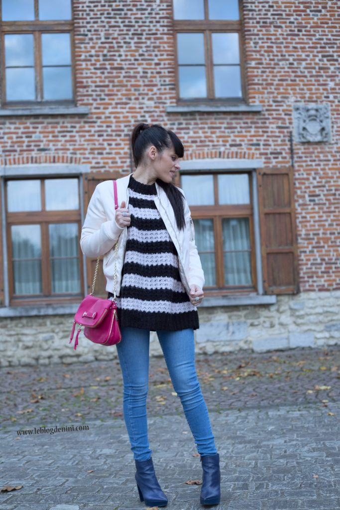 pullover-cheapmonday-et-sac-lancaster-paris
