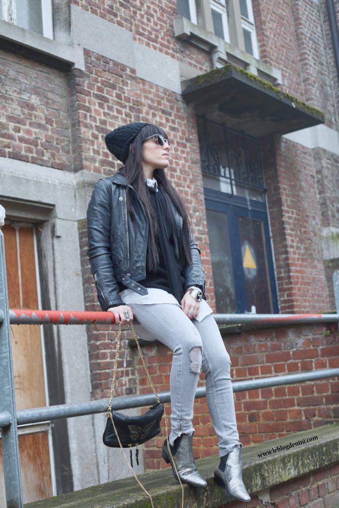 jacket-maje-paris-et-jeans-gris-ikks