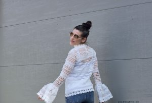 TOP LACE SHEIN