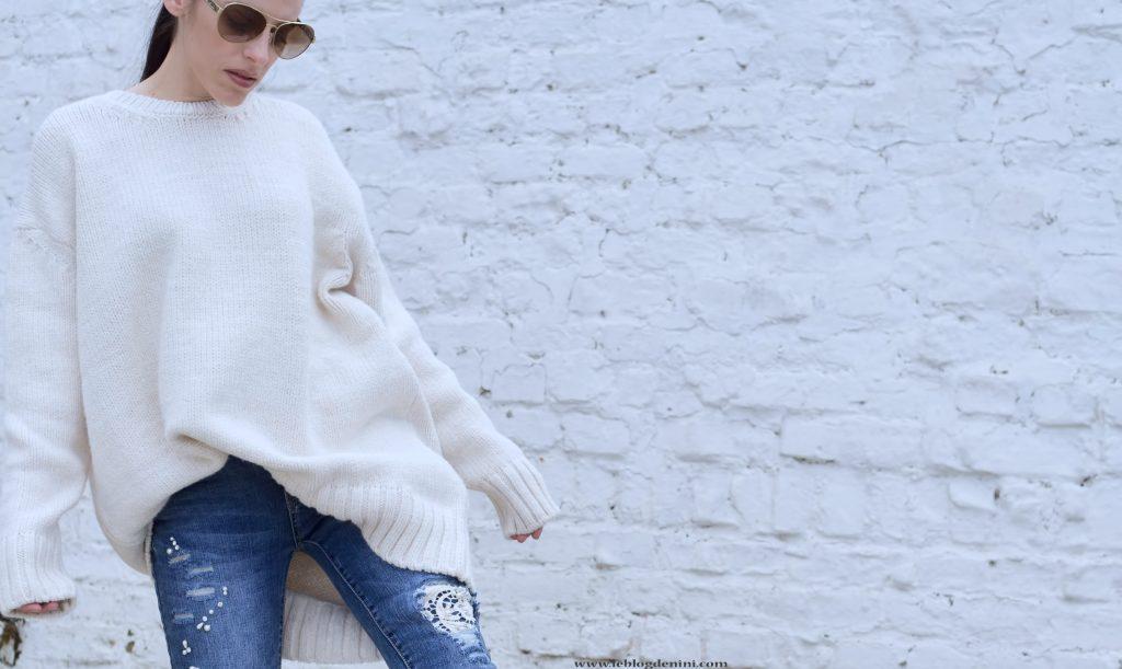 knit oversize