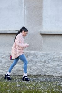 blog de mode pull hm