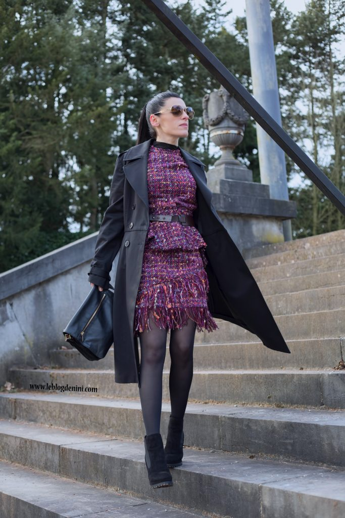tweed et trench
