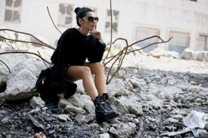 boots et strass the kooples