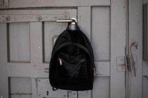 backpack sandro paris