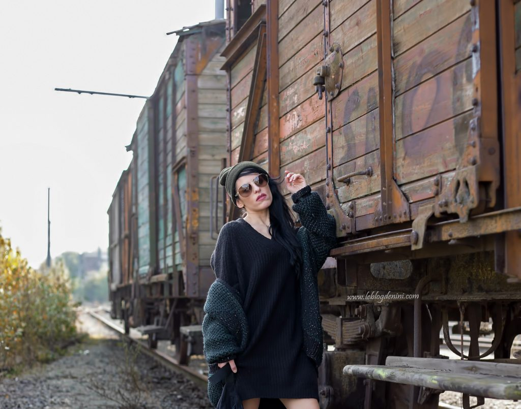pull robe noir primark