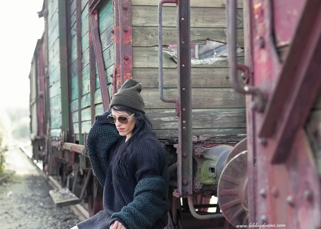 urbex wagons abandonnées